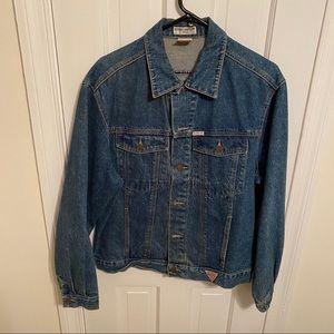 Vintage Guess Jean Jacket (~1988)